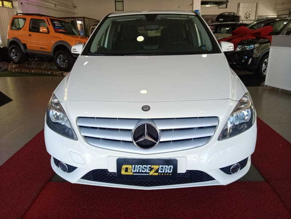Mercedes-benz B200 1.6 Sport Turbo Gasolina 4p Aut 2013