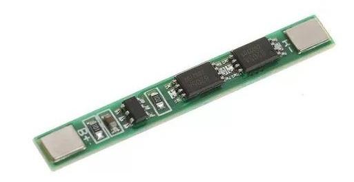 Cargador Batería Litio 18650 1s 3.7v 3a Bms Pcm