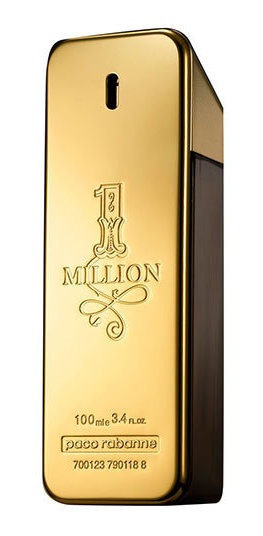 Perfume Paco Rabanne 1 Million Masculino