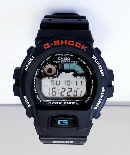 Casio G-shock Dw-6900 Módulo 1557 Raro (light Off) - Anos 90