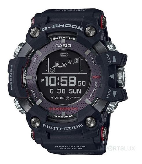 Relógio Casio G-shock Rangeman Solarassisted Gpr-b1000-1jr