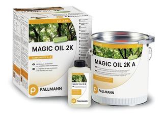 Aceite Int. Pallmann Magic Oil 2k Pisos De Madera 2,75 Lts