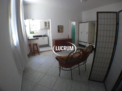 Kitnet Residencial Para Locação, Copacabana, Rio De Janeiro - Kn0158. - Kn0158