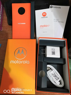 Celular Motorola Moto E5 Play Nuevo (nativo De Telcel)