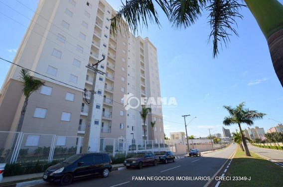 Apartamento Residencial À Venda, Residencial Mais Jardins De Paulínia, Paulínia - Ap0326. - Ap0326