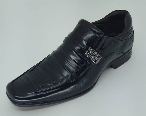 Sapato Rafarillo Kit 4 Em 1 Referência: 79343 - Preto N° 45