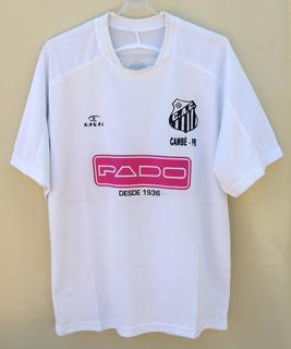 Cambé Paraná G Nº 10 Nakal Mesma Camisa Jogo Original Zerada