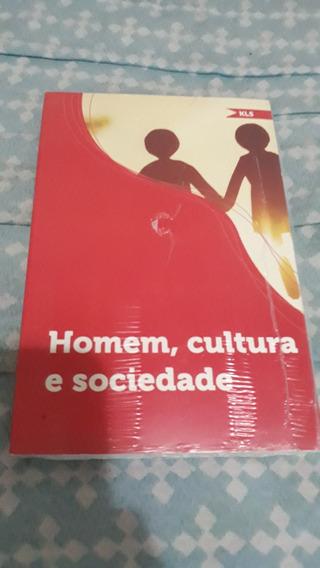Livro Unopar Homem Cultura E Sociedade Pedagogia Estudos