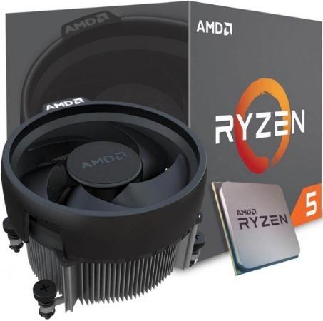 Processador Amd Ryzen 1600 Am4 3.6ghz Boost A Vista 560