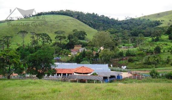 Fazenda A Venda No Bairro Vila São Miguel Em Lorena - Sp. - Fz103-1