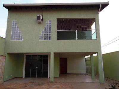 Casa Estilo Sobrado, Com 3 Dormitórios À Venda E Locação, 260 M² - João Aranha - Paulínia/sp - Ca1334
