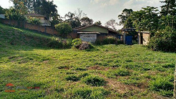 Terreno Residencial À Venda, Chácara Recanto Verde, Cotia. - Te0004
