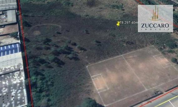 Terreno Para Alugar, 58000 M² Por R$ 185.000,00/mês - Vila Nova Bonsucesso - Guarulhos/sp - Te0792