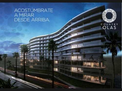 Se Venden Departamentos En Country Club Carmen