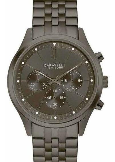 Reloj Caravelle By Bulova Para Hombre Casual Elegante30