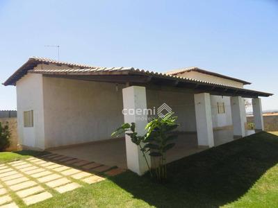 Casa Com 3 Dormitórios Para Alugar, 220 M² Por R$ 3.000/mês - Lago Sul - Brasília/df - Ca0296