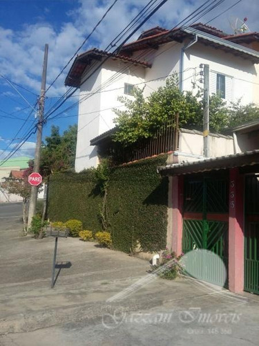 Imagem 1 de 8 de Sobrado Para Venda Em Bragança Paulista, Planejada Ii, 2 Dormitórios, 1 Suíte, 1 Banheiro, 2 Vagas - G0484_2-531708