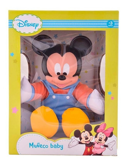Peluche Mickey Baby Soft (7878) Dny3100