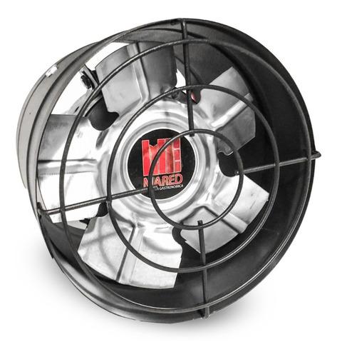 Imagem 1 de 1 de Exaustor 20cm Ou 200mm Alta Vazão Para Churrasqueiras E Coifas - Bivolt - Com Motor Blindado Alta Temperatura