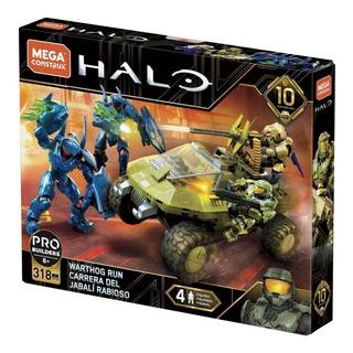 Halo Megaconstrux La Mision Del Warthog 10aniversario Master
