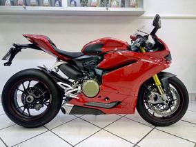 Ducati 1299 Panigale S Vermelha 2016 - Target Race