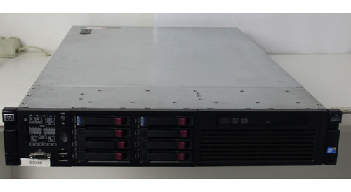 Servidor Hp Dl380 G7, 2x Intel Xeon 16gb-2xhd-500 Ñ Enviamos