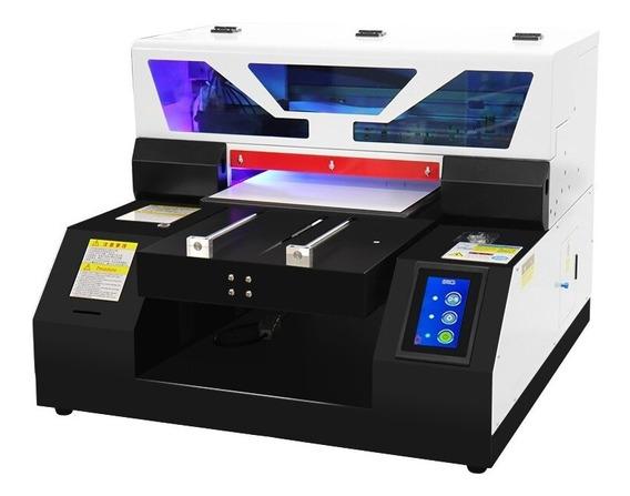 Impresora Uv Touch Sistema Recircula Tinta Blanca Nueva 2020