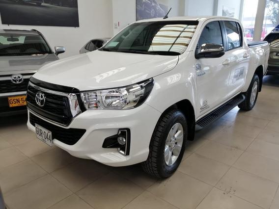 Toyota Hilux Doble Cabina