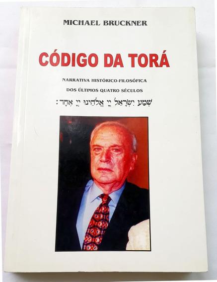 Livro Código Da Torá Michael Bruckner