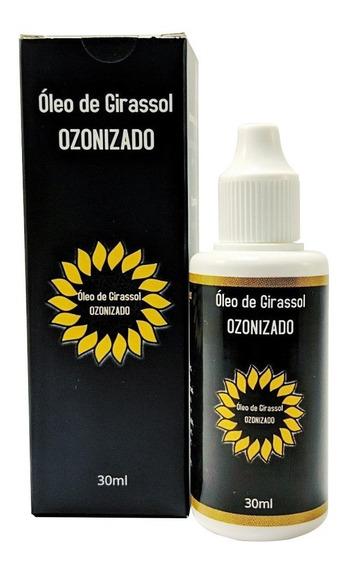 Óleo De Girassol Ozonizado