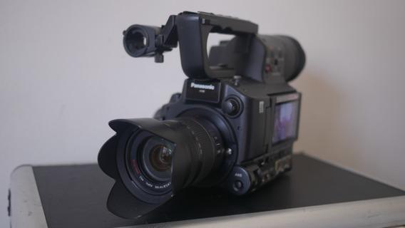 Câmera Panasonic Ag-af100 1080p (sem Lente) Case E Acessorio