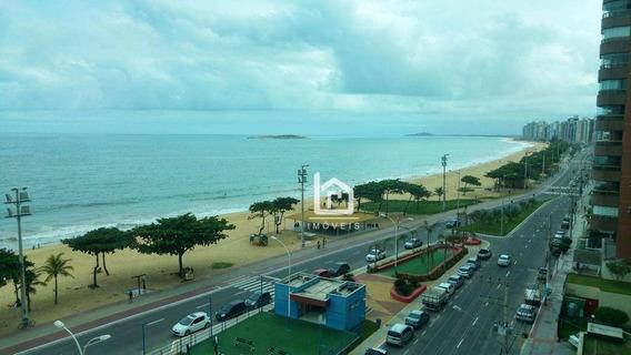 Praia De Itaparica: 4 Quartos Com 300m² De Frente Para O Mar - Ap0029