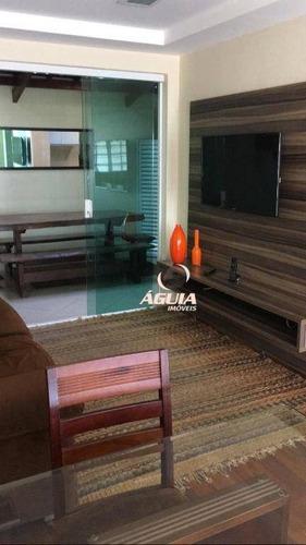 Imagem 1 de 30 de Sobrado Com 3 Dormitórios À Venda, 80 M² Por R$ 475.000 - Vila Metalúrgica - Santo André/sp - So1589
