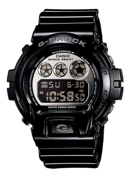 Relógio Masculino Casio G-shock Dw-6900nb-1dr Original