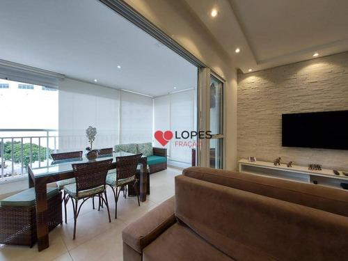 Imagem 1 de 30 de Apartamento Na Mooca - Porteira Fechado - Ap3516