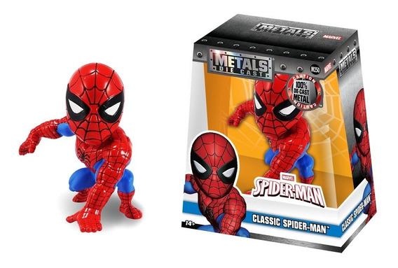 Figura Metals Spider-man 11 Cm