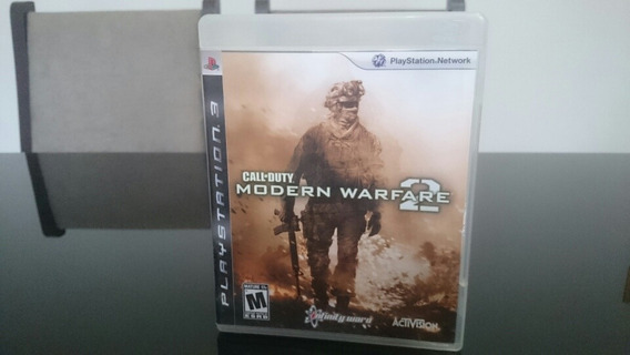 Jogo Ps3 Call Of Duty Modern Warfare 2 Original Completo
