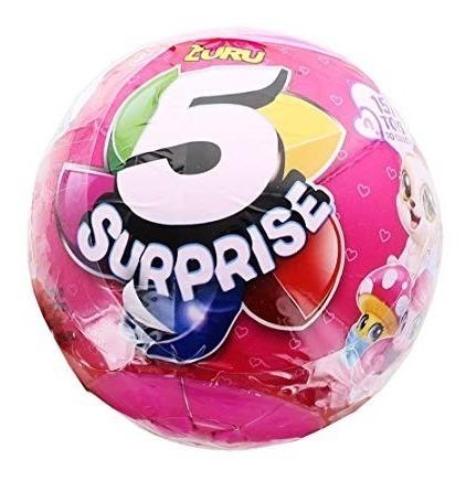 5 Surprise Zuru