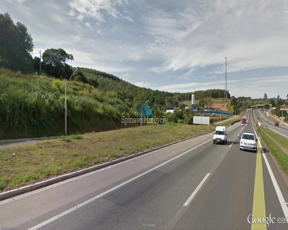 Área Comercial Industrial Em Atibaia - Sp - Defronte Para A Rodovia Fernão Dias! - Ar00018 - 2208757