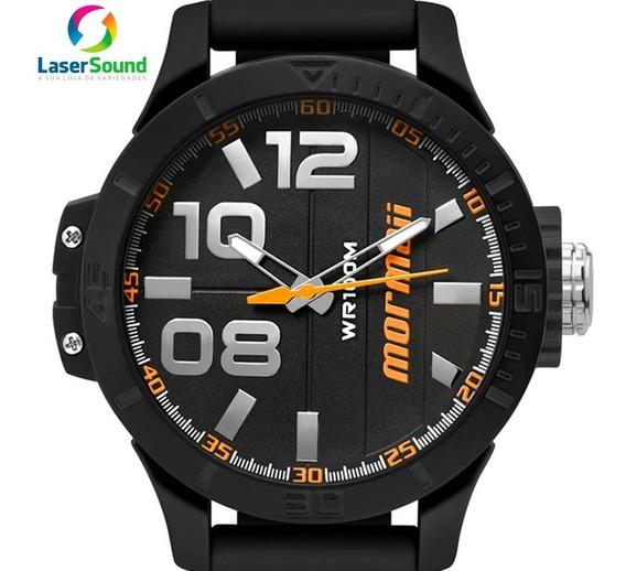 Relógio Mormaii Masculino Mo2035ie/8l, C/ Garantia E Nf