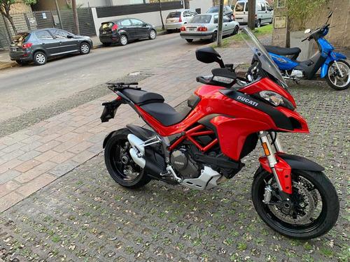 Ducati Multistrada 1200 + Accesorios