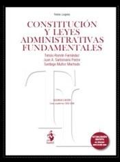 Constitucion Y Leyes Administrativas Fundamentales(libro )