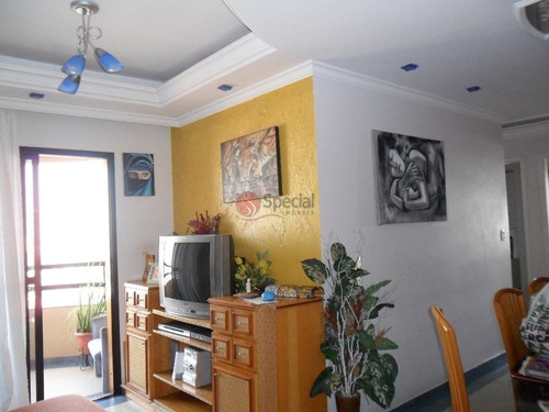 Apartamento  À Venda, Vila Formosa, São Paulo. - Ta3366