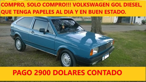 Volkswagen Gol Diesel