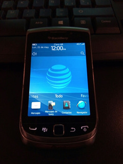 Blackberry Torch 9810 Libre Wifi 8 Gb