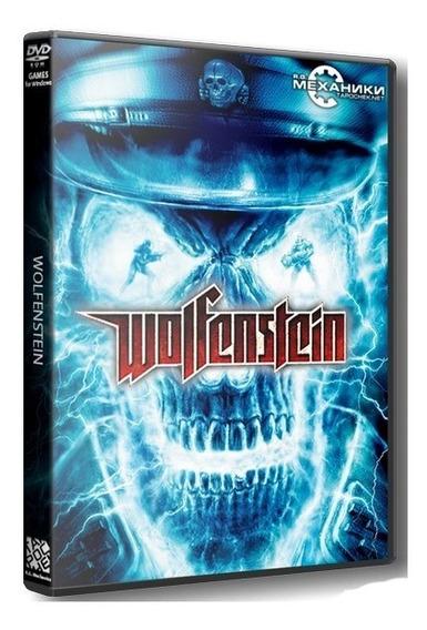 Wolfenstein (2009) - Pc Dvd - Mídia Física - Frete 8 Reais