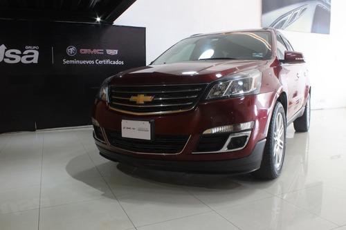 Imagen 1 de 15 de Chevrolet Traverse Lt Paq B