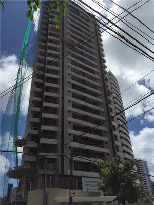 Apartamento Residencial À Venda, Meireles, Fortaleza. - Ap1208