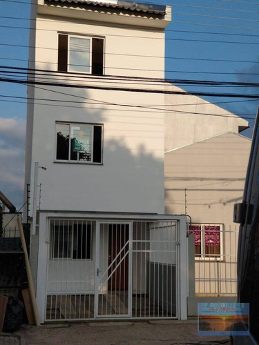 Casa De 02 Dormitórios Com Opção Para 03 Na Hípica, 75 M² Por R$ 179.000 - Porto Alegre/rs - Ca0622