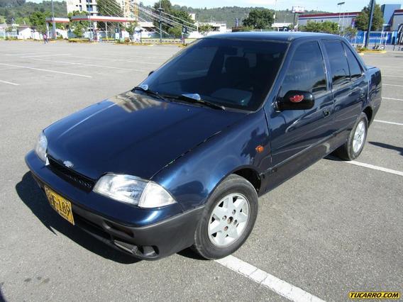 Chevrolet Swift Mt 1300cc